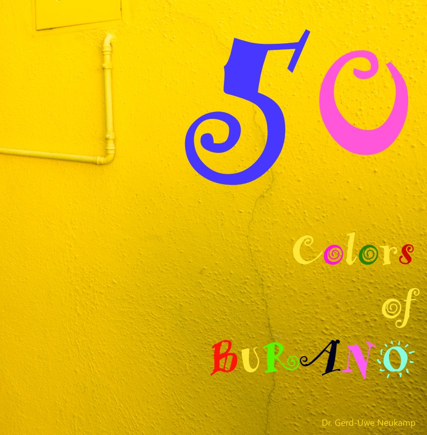 50 Colors of Burano