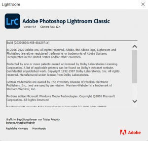 Adobe Lightroom now supports the Canon EOS R5 /R6