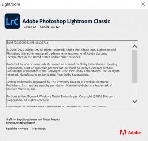 Adobe Lightroom unterstützt nun auch die Canon EOS R5 /  R6