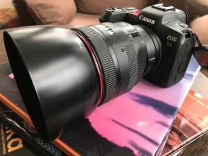 Endlich, sie ist da - meine Canon EOS R5
