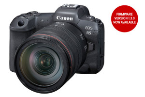 New firmware version 1.3.0 for Canon EOS R5 / R6 available