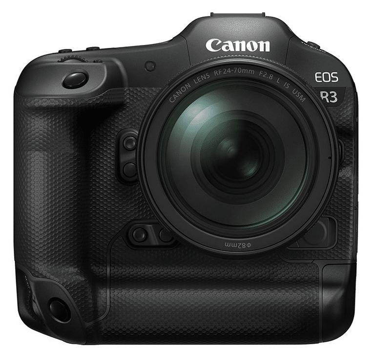 Canon EOS R3 - Entwicklungsankündigung