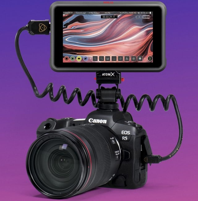 Read more about the article New firmware V1.4.0 for Canon EOSR5