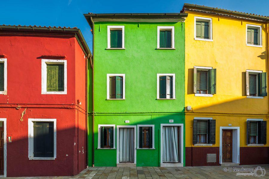 Burano,Italien